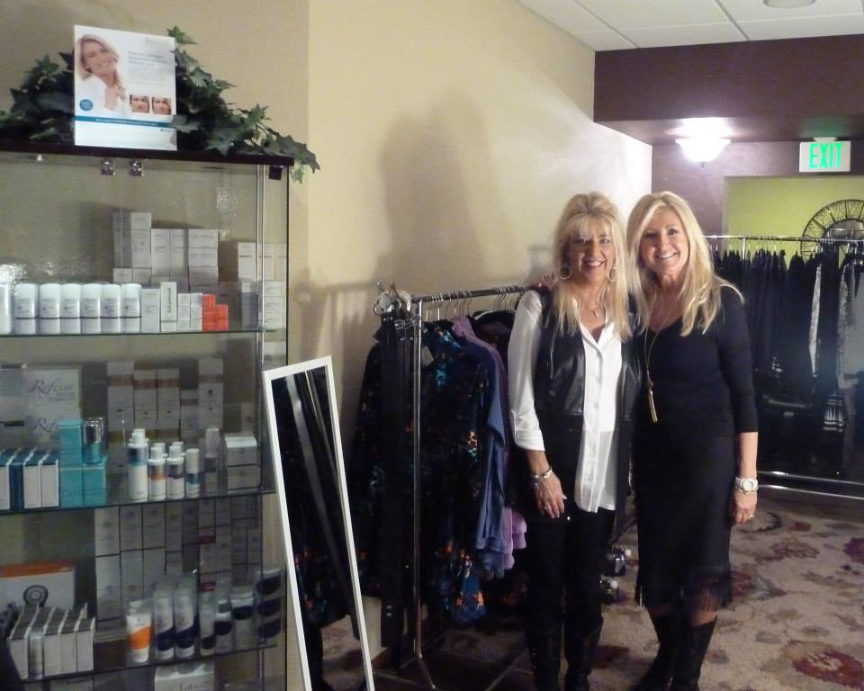 Renu Laser & Skin Care Holiday Party 2014 #7