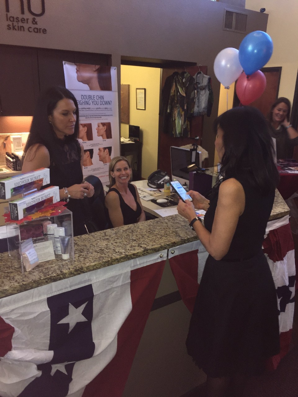 Renu Laser & Skin Care Holiday Party 2016 #6100