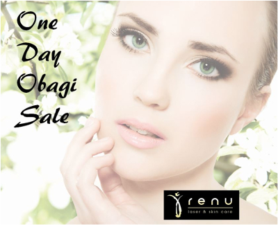 Annual One Day Obagi Sale!