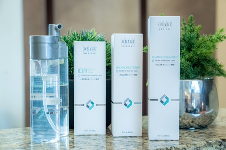 Obagi Cleanser, Toner and Lotion
